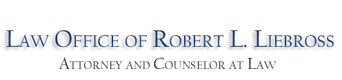 Law Office of Robert L. Liebross logo